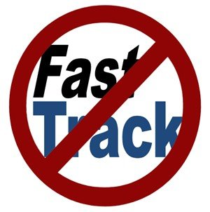 Stop Fast-track