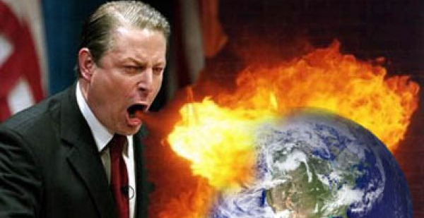 Al Gore Global Warming pic