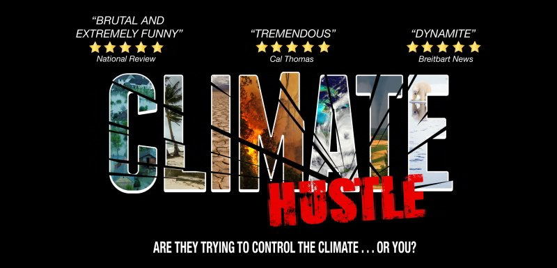 Climate Hustle Movie Banner
