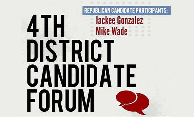 4th district candidate forum