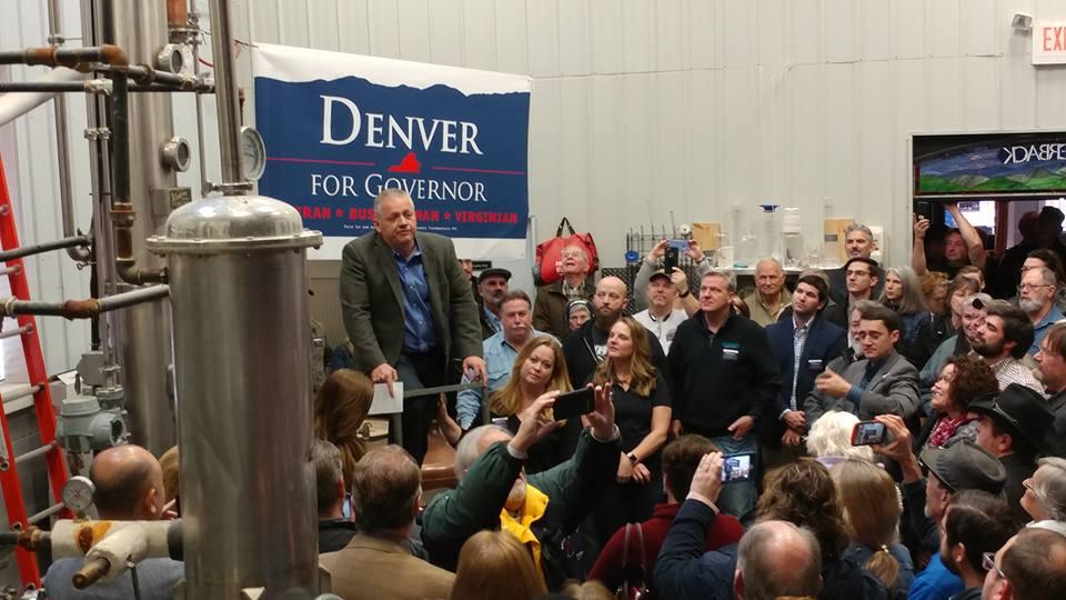 Denver Riggleman Campaign Kickoff