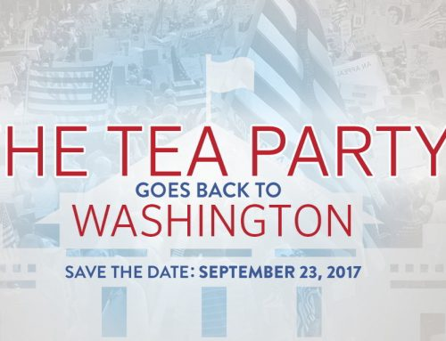 The Tea Party Goes Back to Washington