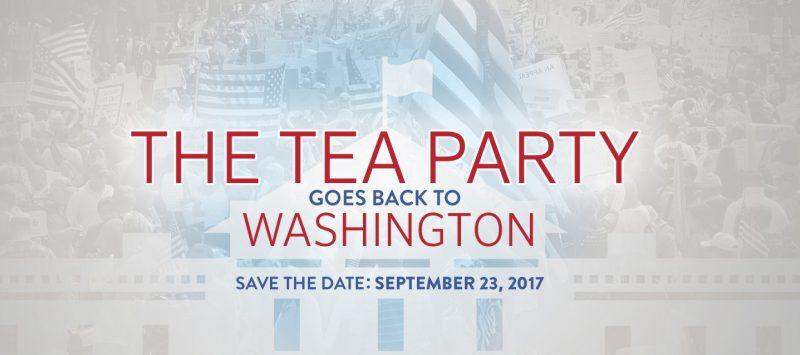 Tea Party goes back to Washington
