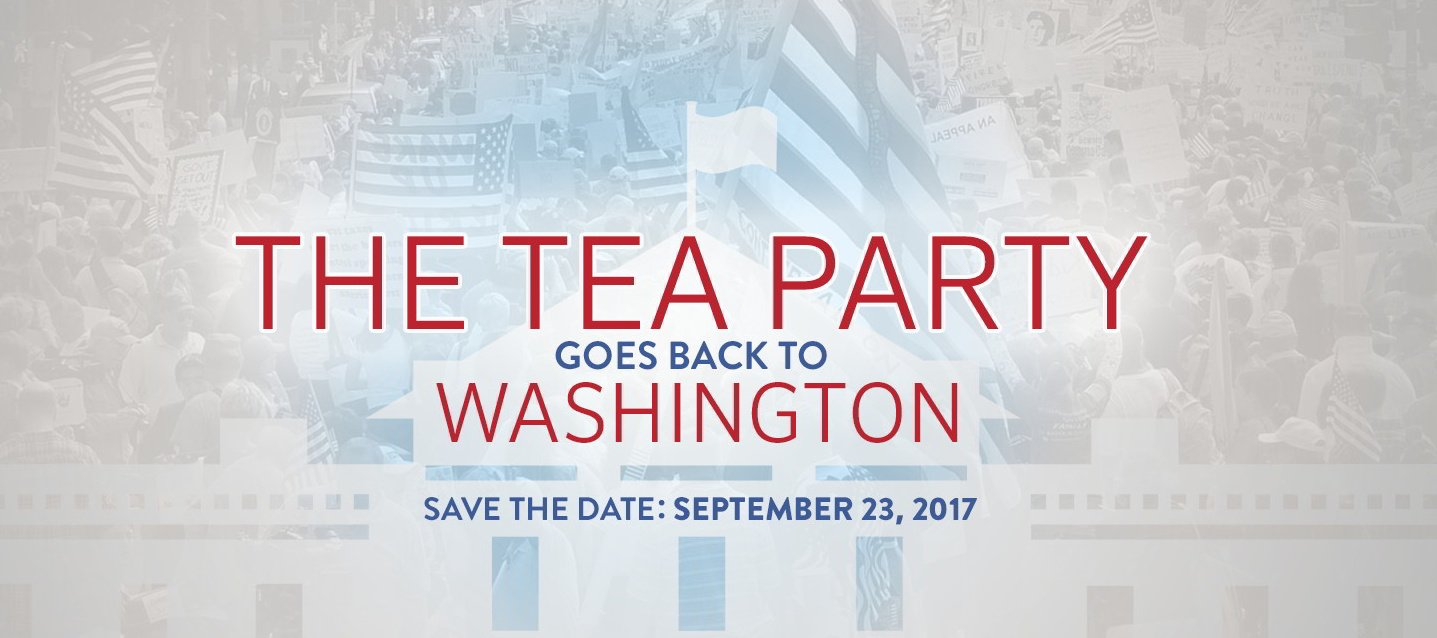 Tea Party goes back to Washington