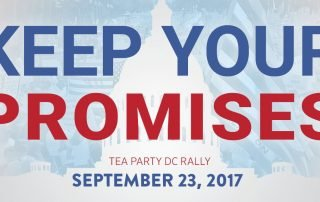 TPP Keep Your Promises Rally Pic