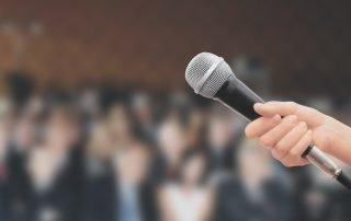 Crowd mic
