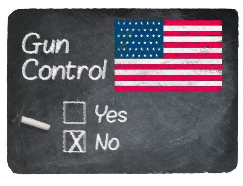 Attention All Proponents of Gun Control: