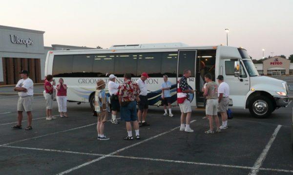 DC Bus Trip Photo