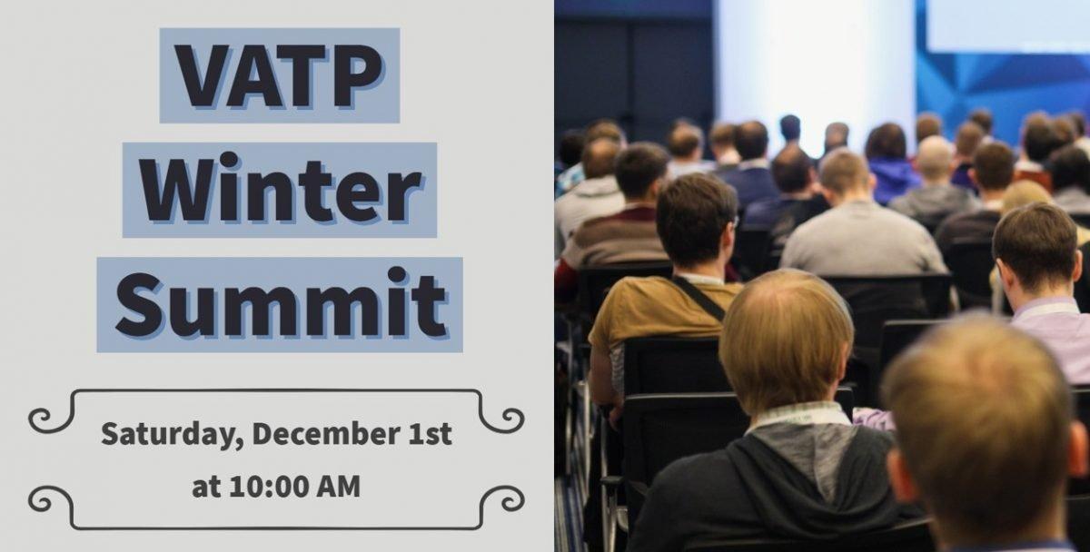 VATP Summit Banner