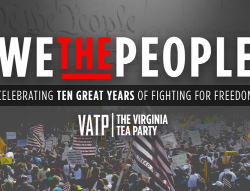 Virginia Tea Party 10th Anniversary and Summer Summit Meeting