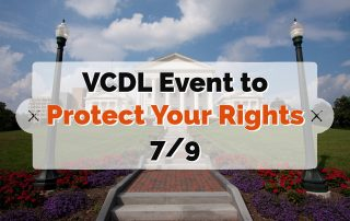 VCDL Lobbying Event