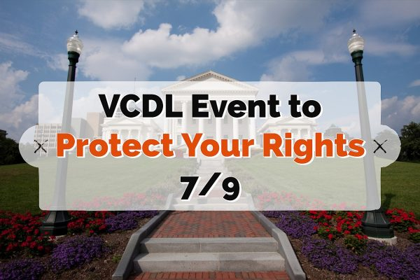 VCDL Lobbying Event