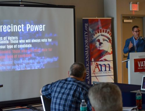 Campaign candidate and support training with American Majority Saturday!