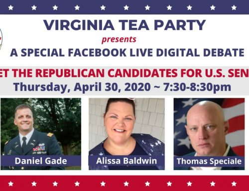 Join us Thursday for a US Senate candidate digital debate!