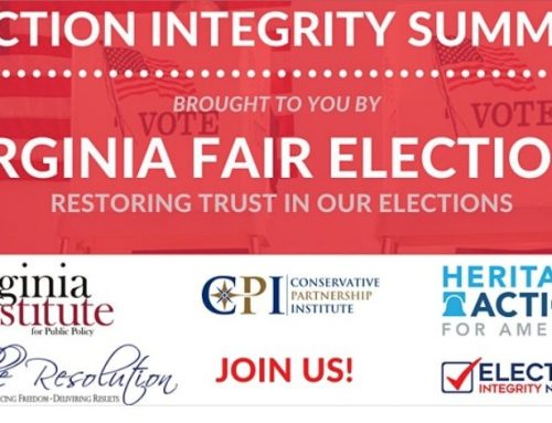 Election Integrity Summit August 20-21st!
